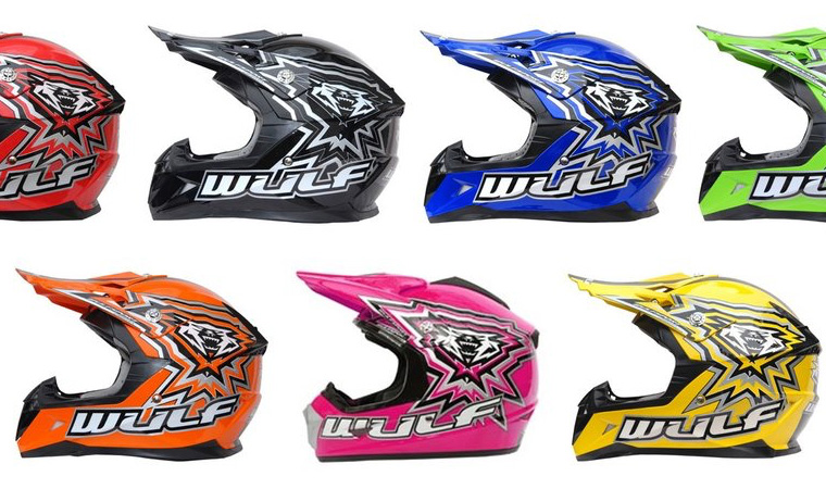 Kids Quad Helmets