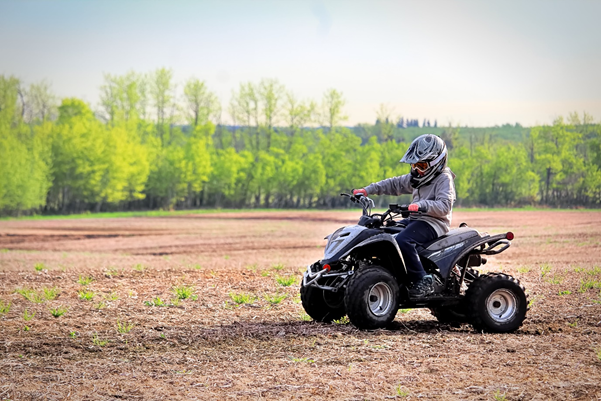 Upgrading Your Kids Quad Bike At Home